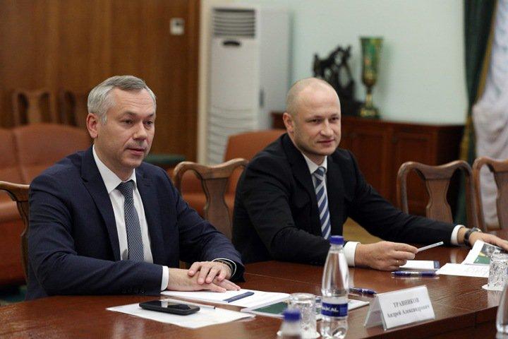 Патрушев заметил рост производства в АПК Новосибирской области