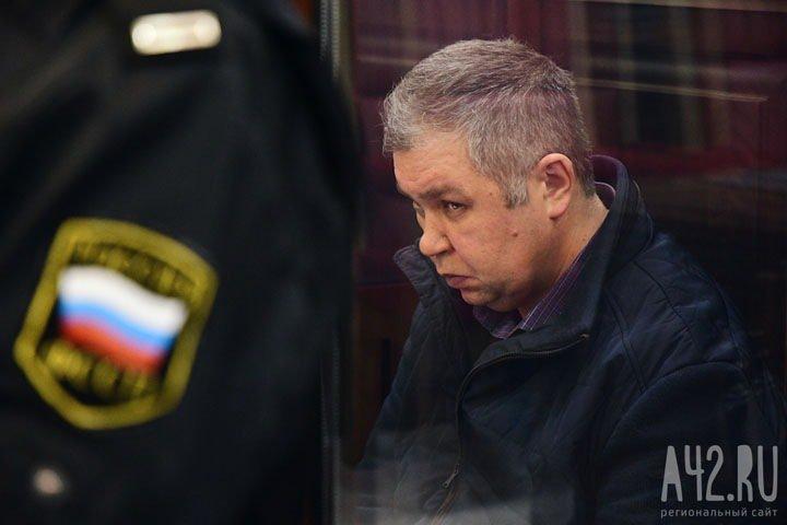 Экс-глава МЧС Кузбасса госпитализирован перед очередным заседанием суда по «Зимней вишне»
