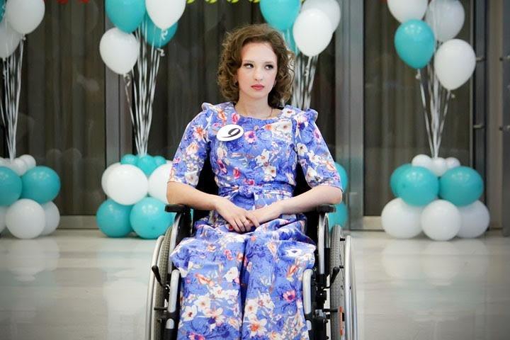Самую красивую россиянку на коляске выберут в Новосибирске
