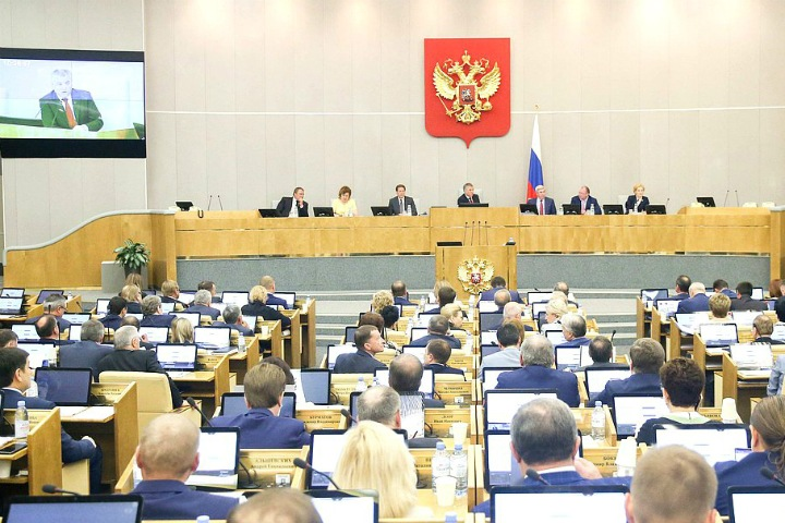 Госдума проведет на каникулах слушания по пенсионной реформе