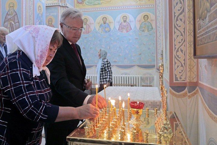 Врио красноярского губернатора оказался влиятельнее Кириенко и Кадырова
