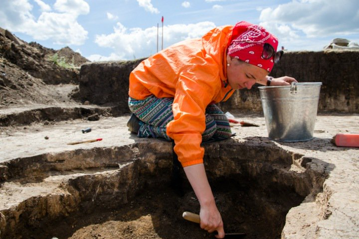 Субтильные жители древнего Урала редко доживали до 50 лет