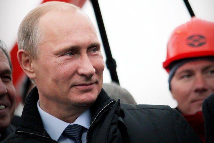 Путина ждут в Сибири перед выборами