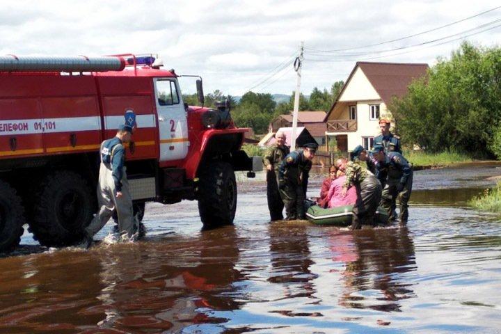Пострадавшим от паводка забайкальцам предложили переехать в исчезающее село Воронежской области