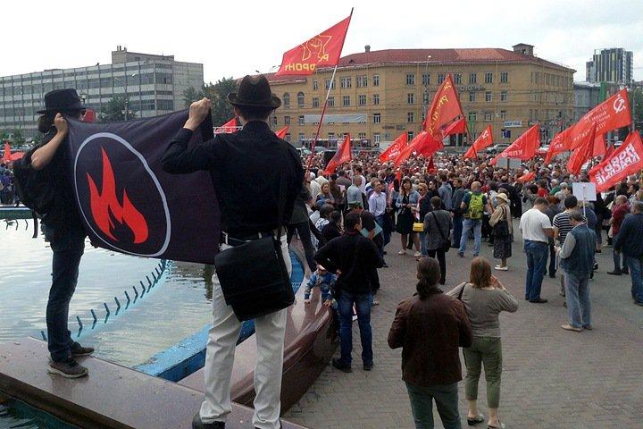 Новосибирские власти готовы поговорить о свободе митингов после выборов