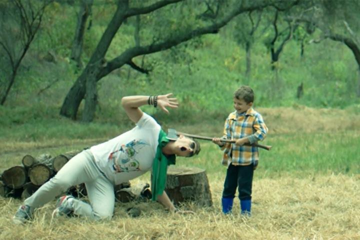 Фильм ужасов про алтайского духа сняли в США