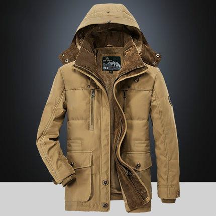 Стильные зимние куртки для женщин