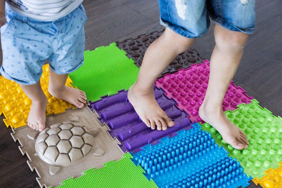 Массажные коврики для всех