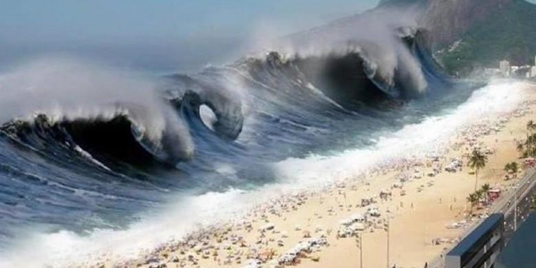 Волны-убийцы являются полностью неисследованными и остаются загадкой