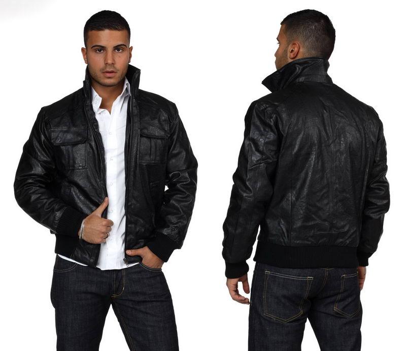 Кожаные куртки и мужчины