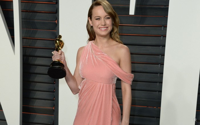 Бри Ларсон, американская актриса и певица, является обладательницей премии Оскар