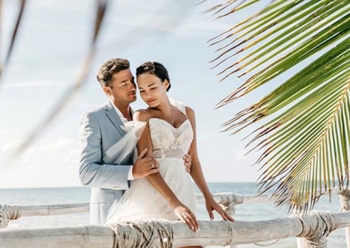 Известный актер Иван Стебунов женился