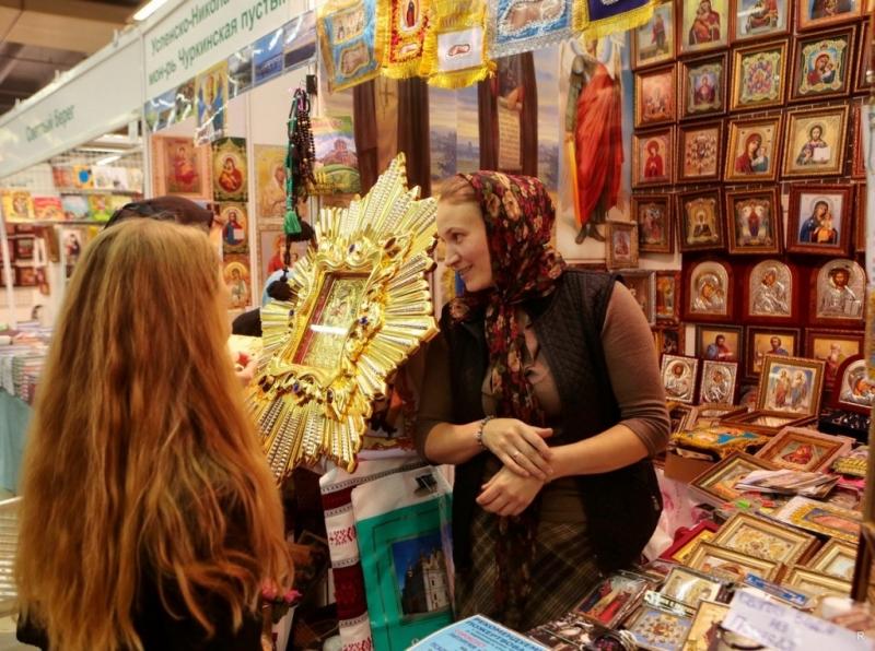 "В Ульяновске открылась выставка-ярмарка ""Православная седмица"" 19 сентября 2018 года"