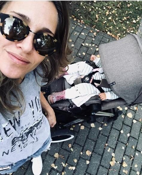 Юлия Ковальчук опубликовала свежее фото дочери