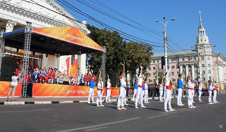 День города Воронеж отпразднуют 15 сентября 2018 года