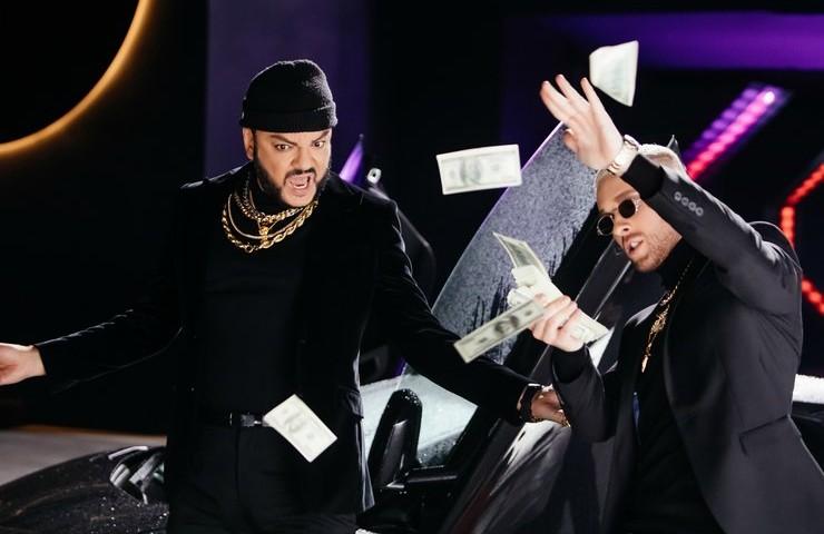 """Филипп Киркоров и Егор Крид презентовали клип на новую песню """"Цвет настроения чёрный"""" 14 сентября 2018 года"""