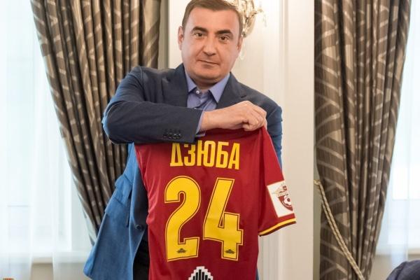 Гендиректор «Анжи»: В тульский «Арсенал» спонсоров привлёк губернатор, вот и мы просим помощи у руководства региона