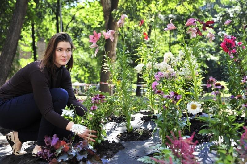 Фестиваль Цветочный джем в Москве стартовал 30 августа 2018 года