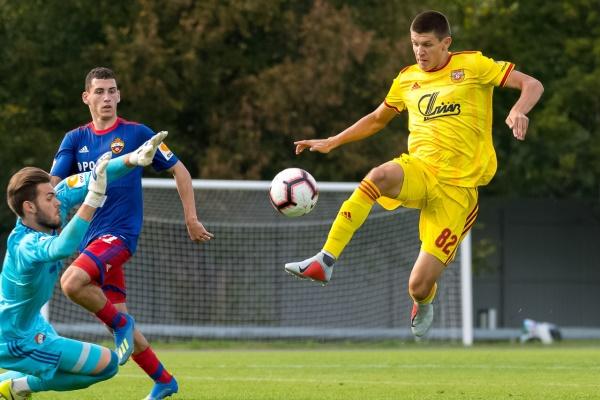 Олег Кононов: В матче с ЦСКА были отрезки, когда мы держали всё под контролем