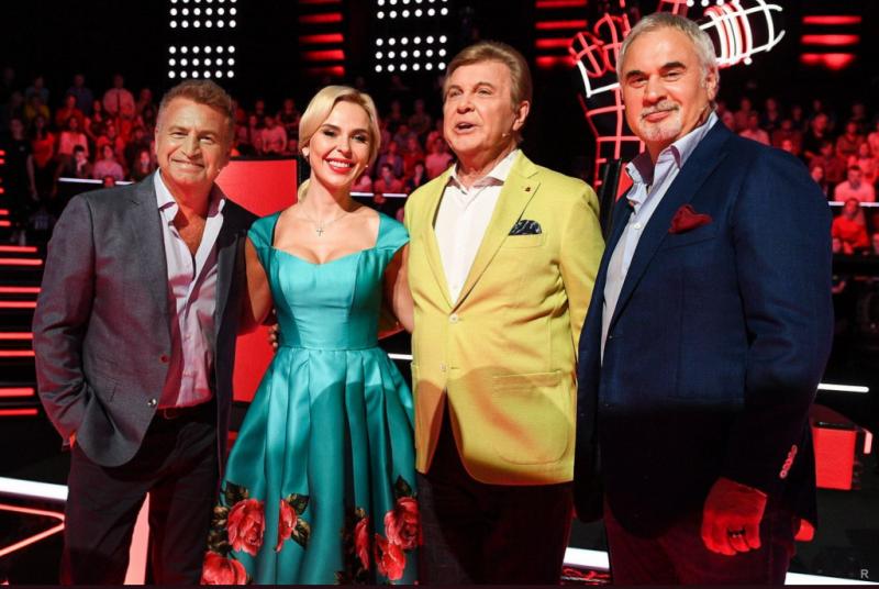 """Музыкальная премьера сезона """"Голос 60+"""" уже стартовал 14 сентября 2018 года"""