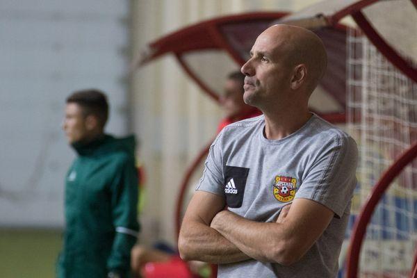Вадим Гаранин: «Арсенал-м» хочет играть в умный футбол, как «Енисей-м»
