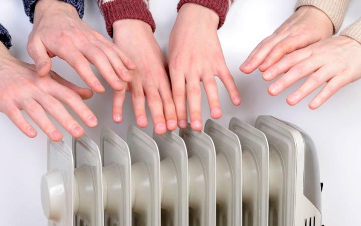 Когда включат отопление в СПб 2018