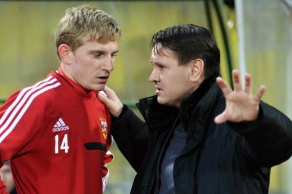 Дмитрий Аленичев: Время, проведённое в тульском «Арсенале», было фантастическим