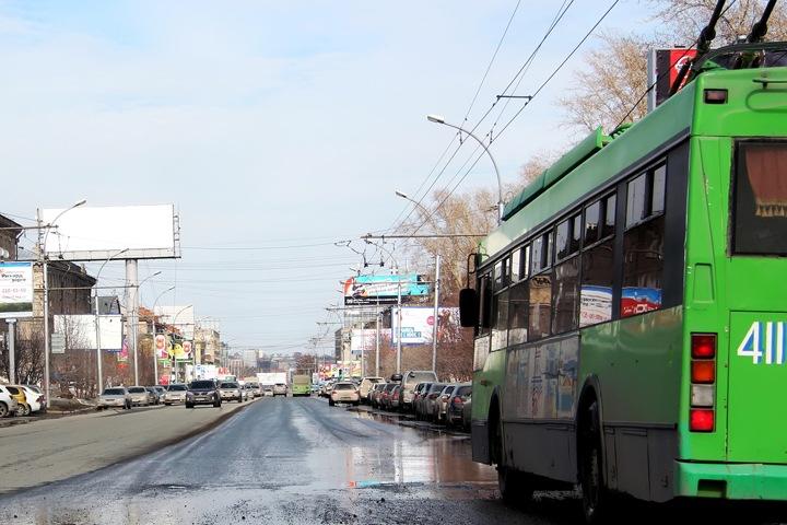 Травников поддержал повышение тарифов в общественном транспорте