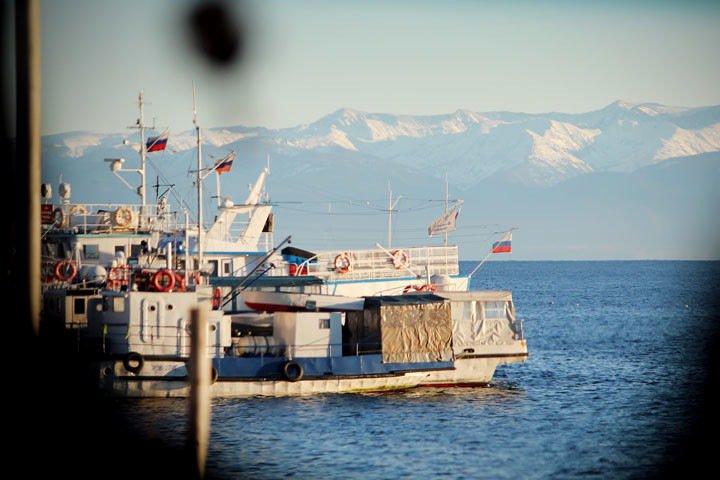 Суда на Байкале хотят перевести на газомоторное топливо