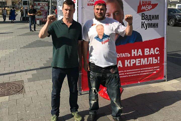 Леонида Развозжаева задержали в Хакасии