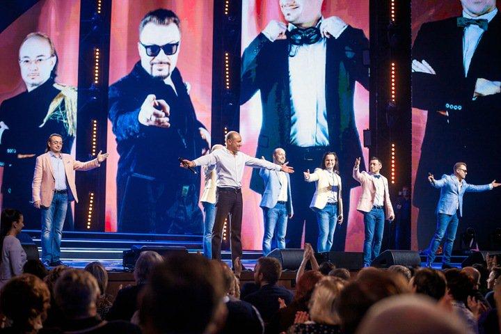 «Хор Турецкого» выступит в Новосибирске в день тишины