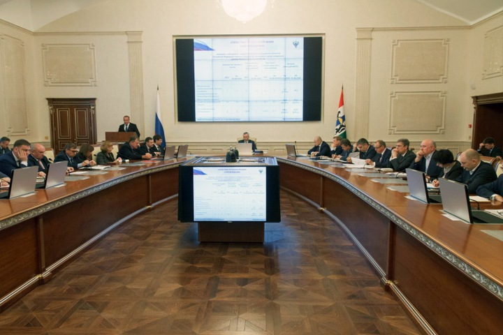 Новосибирский губернатор задумался о казначейском сопровождении бюджета