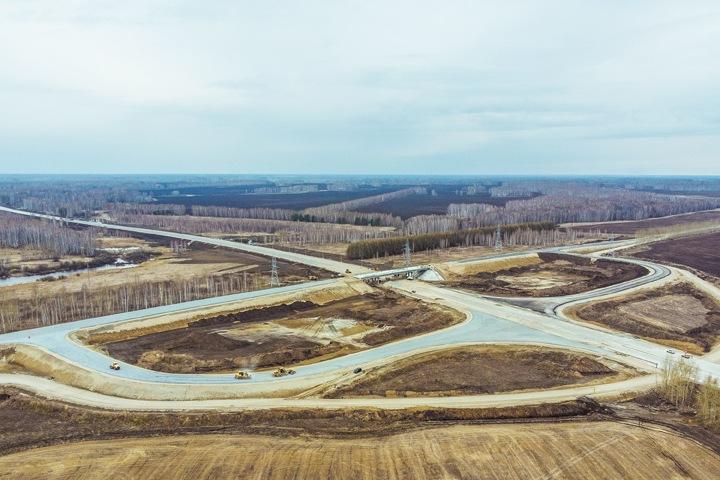 Травников и глава Росавтодора открыли новый участок федеральной трассы «Иртыш»