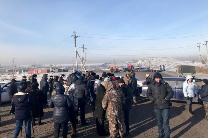 Разрез «Березовский» потребовал с лидеров антиугольных протестов Кузбасса 14 млн рублей
