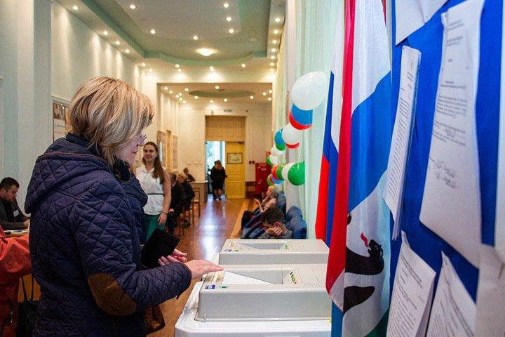 Выборы на нескольких участках в Бурятии признали недействительными