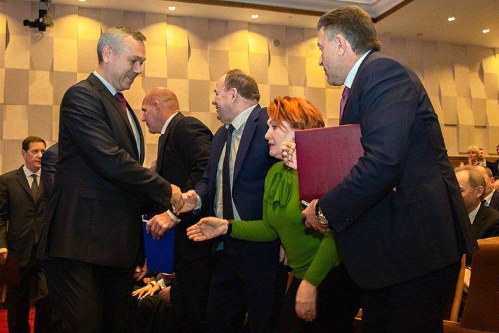 Травников предложил депутатам своих первых министров