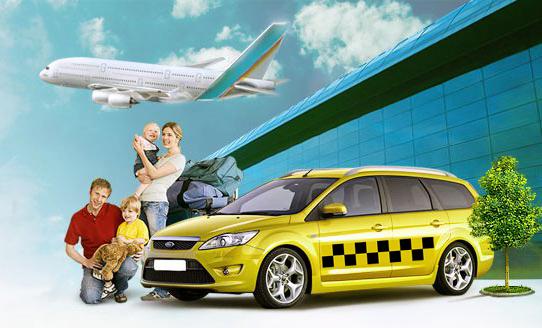 Комфортное и быстрое такси Симферополь-Феодосия