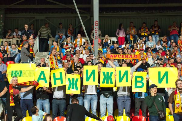 Дмитрий Балашов: «Анжи» не обращался с просьбой поучаствовать в акции поддержки