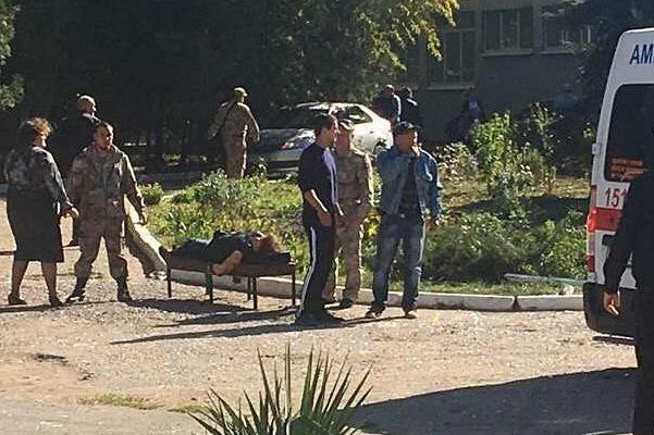 Теракт в Керчи 17 октября 2018 году, списки погибших, видео