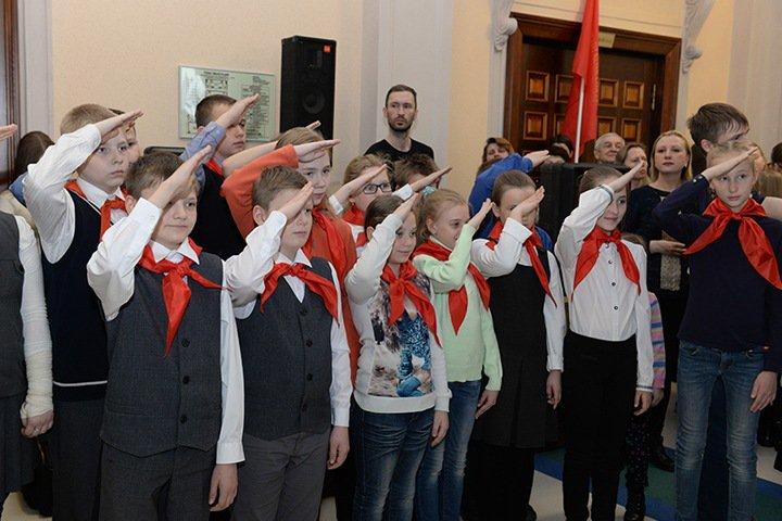 Новосибирская область отметит 100-летие ВЛКСМ