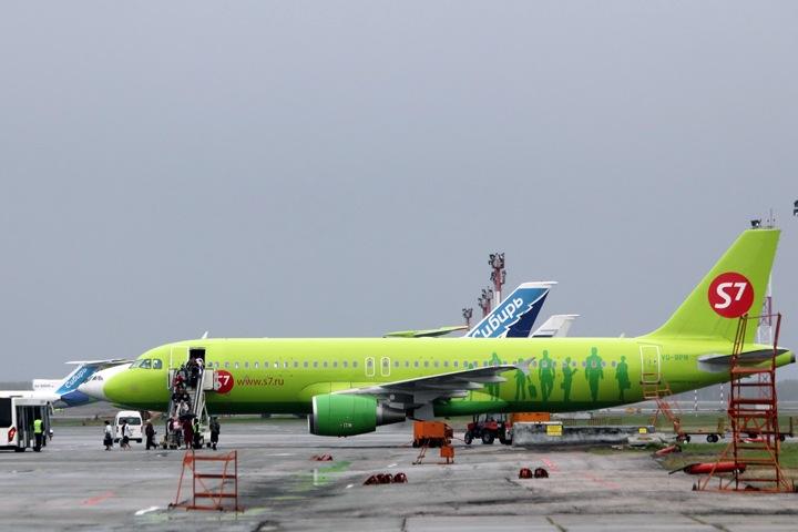 S7 предупредила об угрозе прекращения полетов из-за планов Минтранса