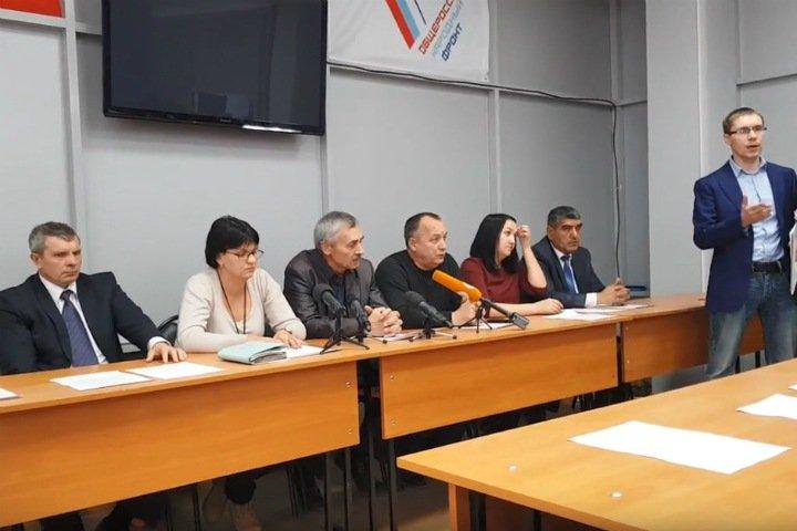 Единоросс и провластные организации призвали сорвать выборы главы Хакасии