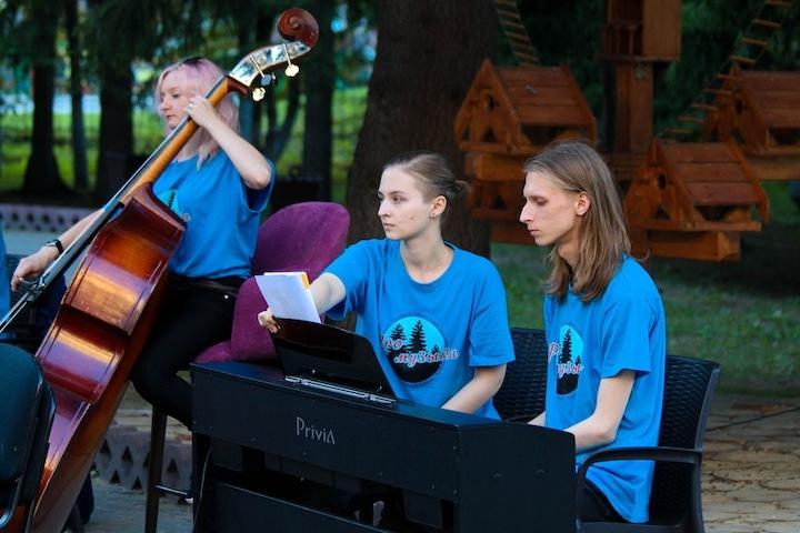 Молодые музыканты сыграют благотворительный концерт в Новосибирске