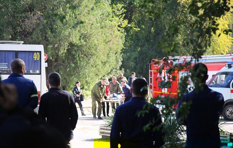 Взрыв в Керчи 17 октября: пострадавшие, фото, причины, что произошло