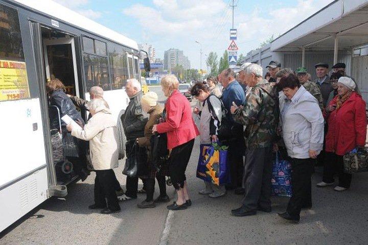 Новосибирский минтранс увеличил число автобусов после жалоб жителей поселка в Мошковском районе