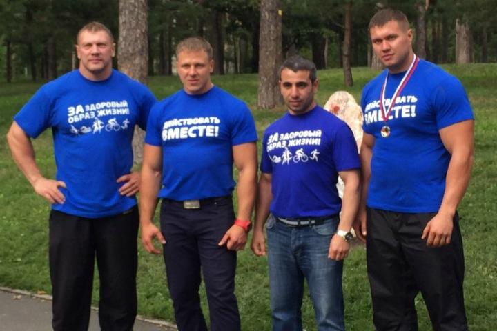Андреева и Озманяна провели в политсовет новосибирской «ЕР»