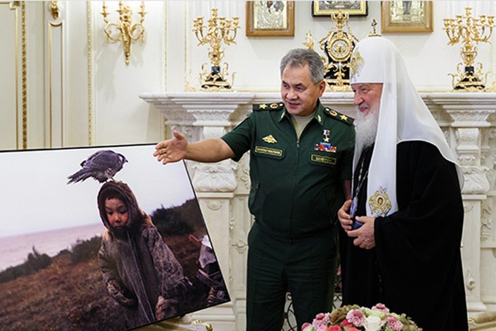 Новосибирцам предложили скинуться на главный военный храм в Москве