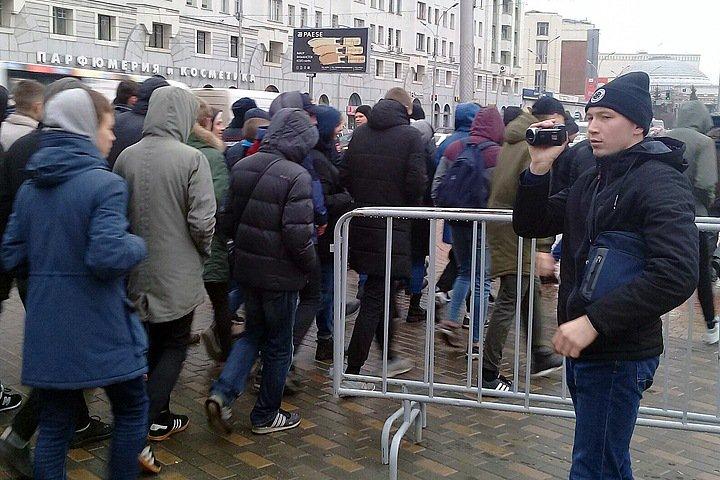 Власти согласовали «Русский марш» в Новосибирске