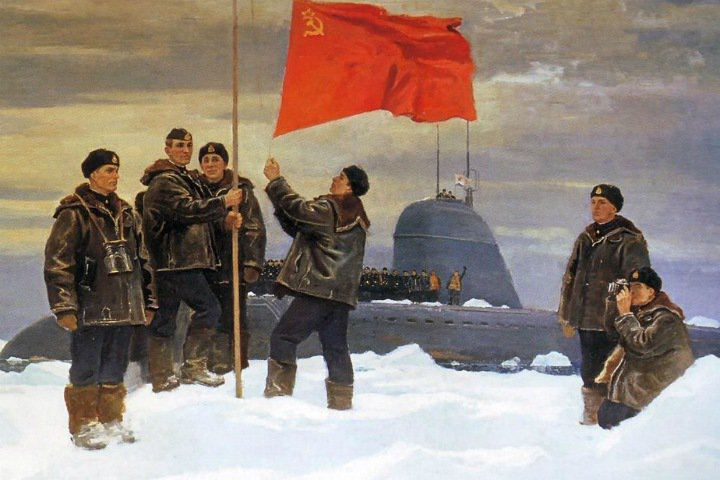 Лаврентьев, НАТО и технократы: как СССР осваивал Арктику