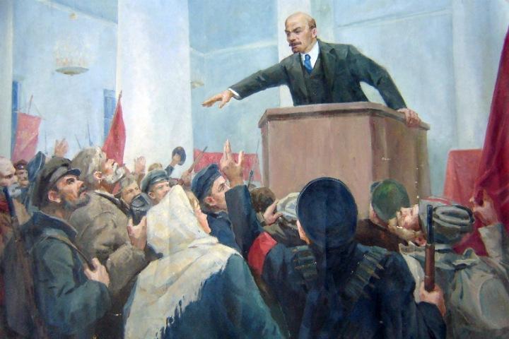 Ленин и пустота. Декоммунизация, часть первая